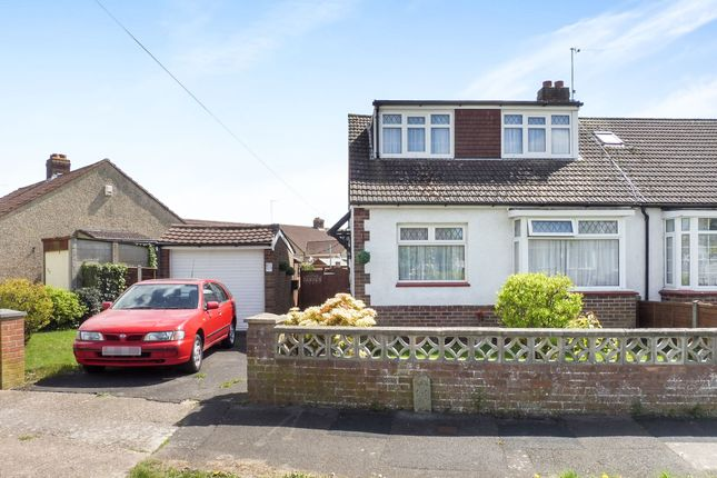 3 bed semi-detached bungalow for sale in Gorran Avenue, Gosport