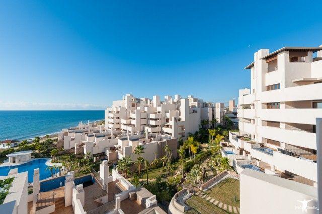 Complex And Pool of Spain, Málaga, Estepona