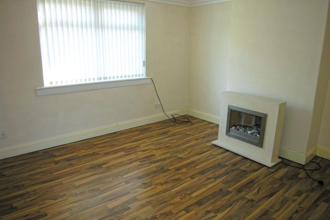 Lounge of Linnhe Crescent, Wishaw ML2