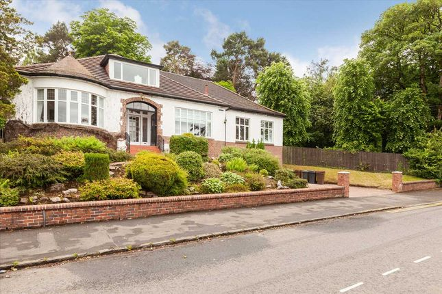 Detached house for sale in The Loaning, Whitecraigs, Glasgow