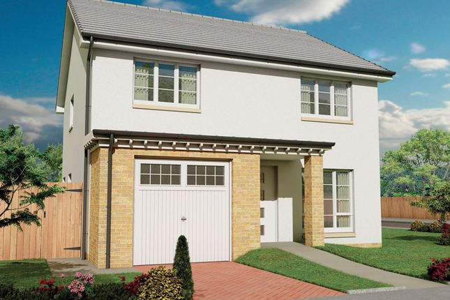 """4 bedroom detached house for sale in """"The Leven"""" at Fairlie, Largs"""