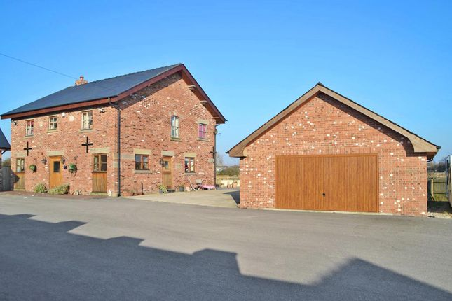 Thumbnail Detached house for sale in Robin Hill Lane, Standish, Wigan