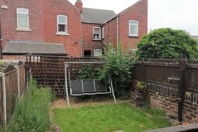 Thumbnail Terraced house to rent in Kelvin Street, Mexborough