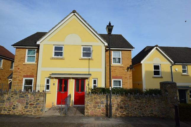 Thumbnail Semi-detached house to rent in Explorer Walk, Torquay