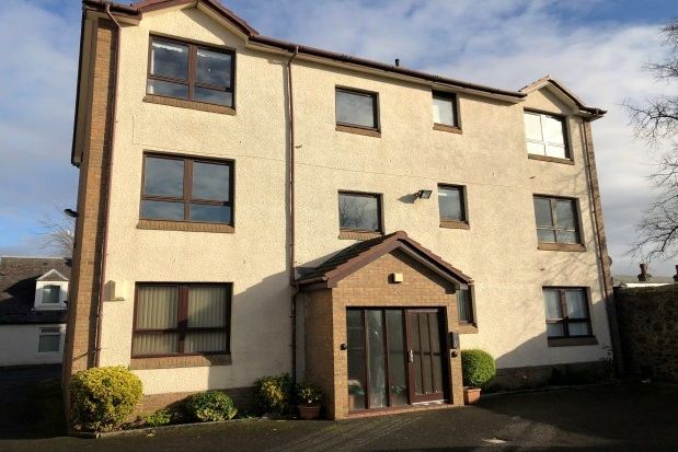 Thumbnail Flat to rent in Lindon Aisle, Lade Street, Largs