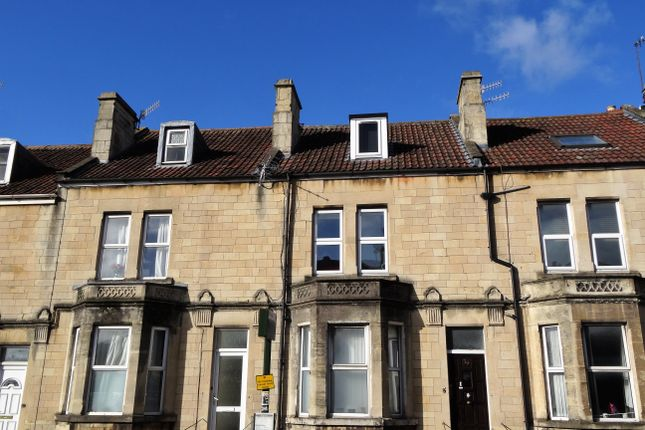 Thumbnail Maisonette for sale in Livingstone Road, Oldfield Park, Bath