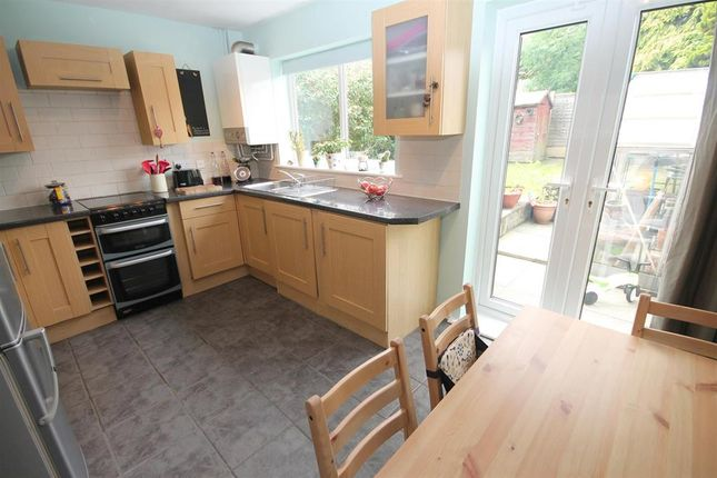 Thumbnail Town house for sale in Kilsby Close, Farnworth, Bolton