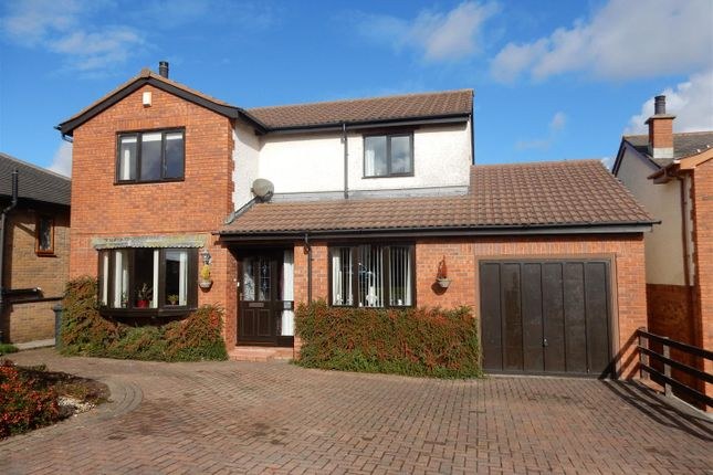 Thumbnail Detached house for sale in The Spinney, Heysham, Morecambe