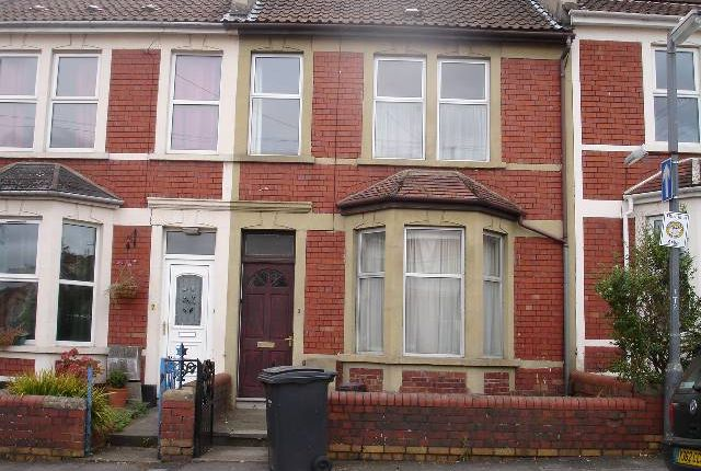 Terraced house in  Olveston Road  Horfield  Bristol  Bristol
