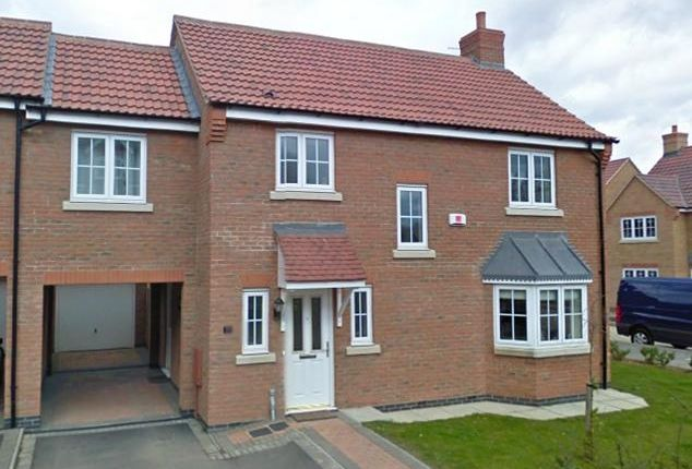 Thumbnail Link-detached house to rent in Livingstone Drive, Spalding