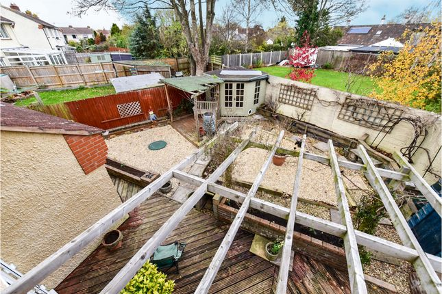 Thumbnail Detached house for sale in Kilve Close, Taunton