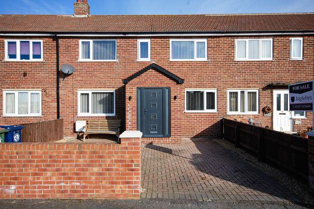Thumbnail Terraced house for sale in Abingdon Road, Easington