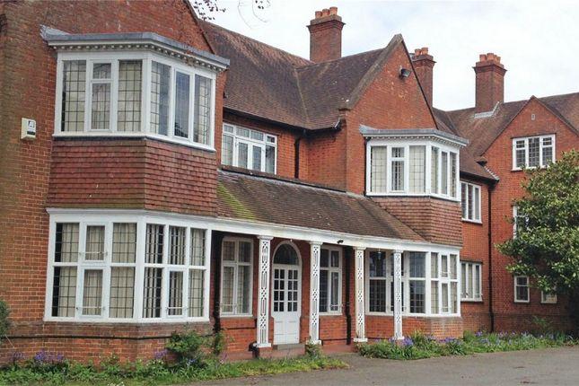 Thumbnail Flat for sale in Plot 1 Red Gables House, Hilperton Road, Trowbridge, Wiltshire