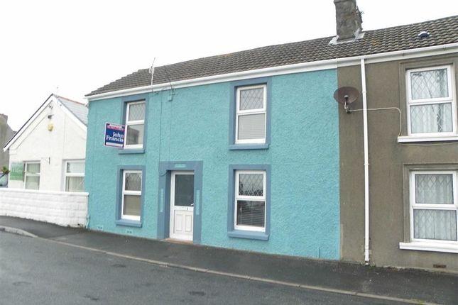 Thumbnail Semi-detached house for sale in Elkington Road, Burry Port