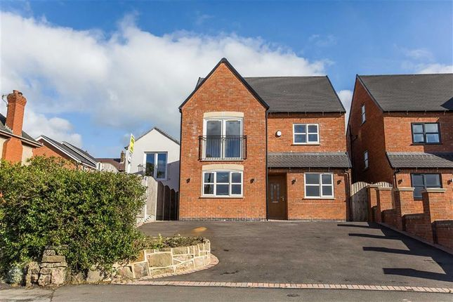 Thumbnail Detached house for sale in Willfield Lane, Brown Edge, Stoke-On-Trent