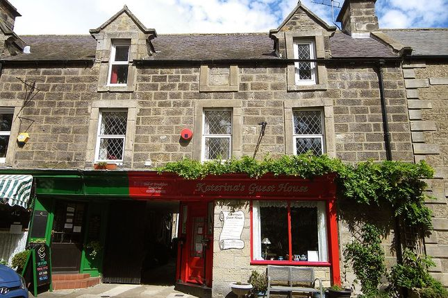 Thumbnail Hotel/guest house for sale in Sun Buildings, High Street, Rothbury, Morpeth
