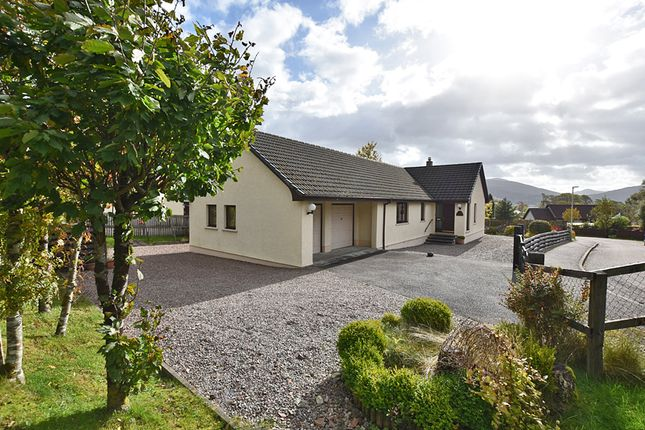 Thumbnail Detached bungalow for sale in Albyn Drive, Corpach, Fort William