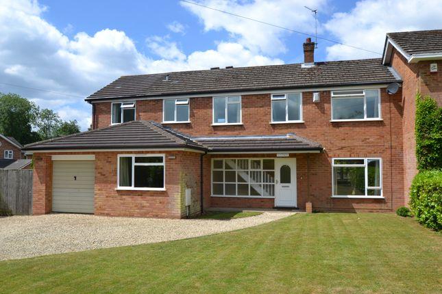 Thumbnail Semi-detached house for sale in Weedon Lane, Amersham