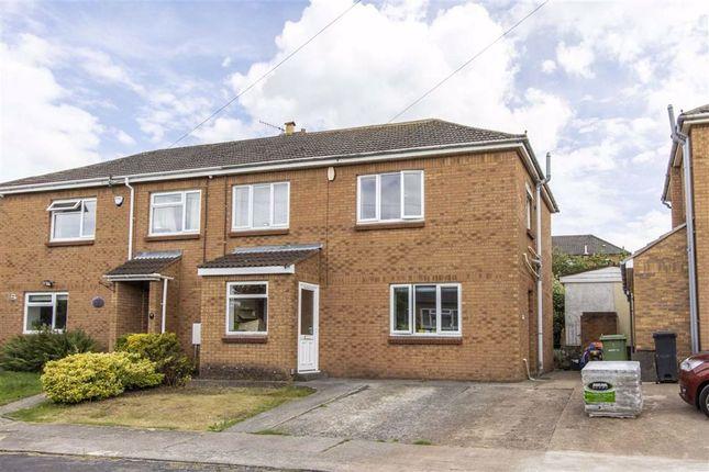 Thumbnail Semi-detached house for sale in Ellbridge Close, Stoke Bishop, Bristol