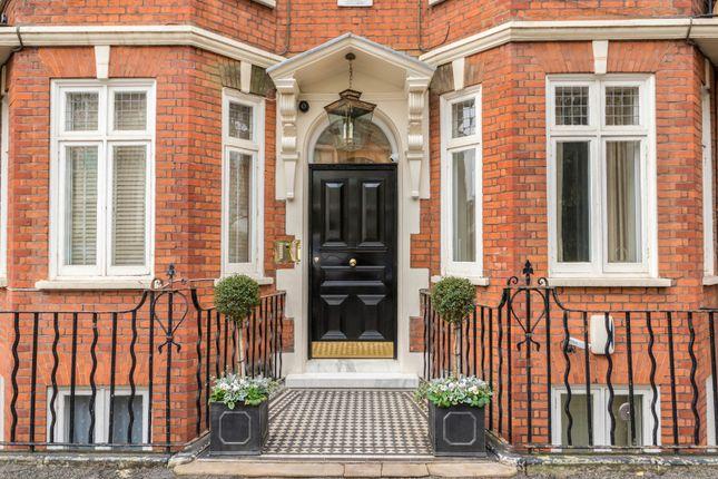 Exterior of Welbeck Court, Addison Bridge Place, London W14