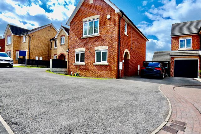 3 bed detached house for sale in Ironstone Crescent, Chapeltown, Sheffield S35