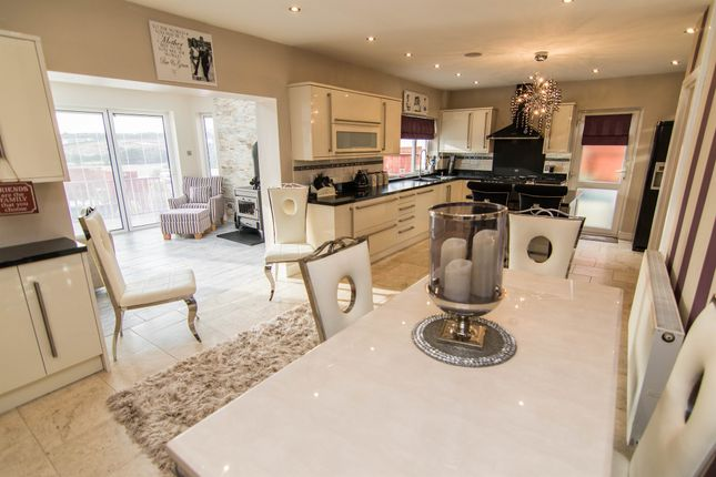 Thumbnail Detached house for sale in Began Road, Old St. Mellons, Cardiff