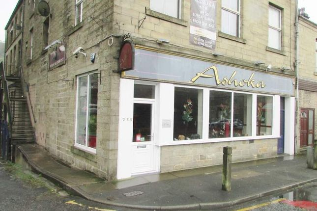 Restaurant/cafe for sale in 255 Bacup Road, Rawtenstall