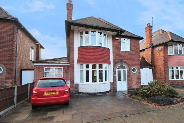 Thumbnail Detached house for sale in Repton Road, West Bridgford, Nottingham