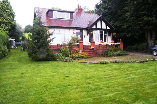 Thumbnail Detached house for sale in Edge Lane, Mottram