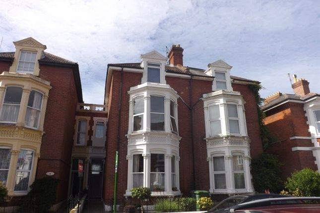 Thumbnail Flat to rent in St. Edwards Road, Southsea