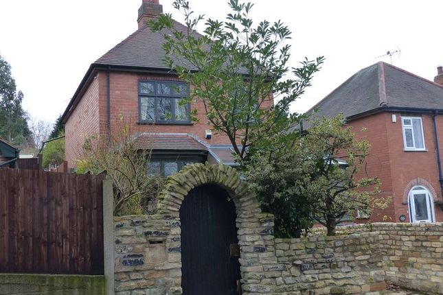 Thumbnail Terraced house for sale in Milman Road, Lincoln