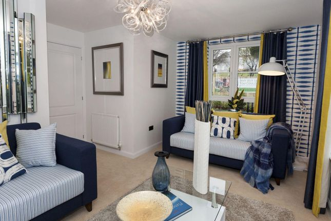 """Thumbnail Semi-detached house for sale in """"Dunrobin"""" at Manse Road, Stonehouse, Larkhall"""