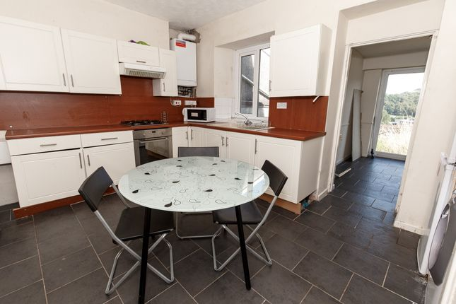 Thumbnail Terraced house to rent in Laura Street, Treforest, Pontypridd