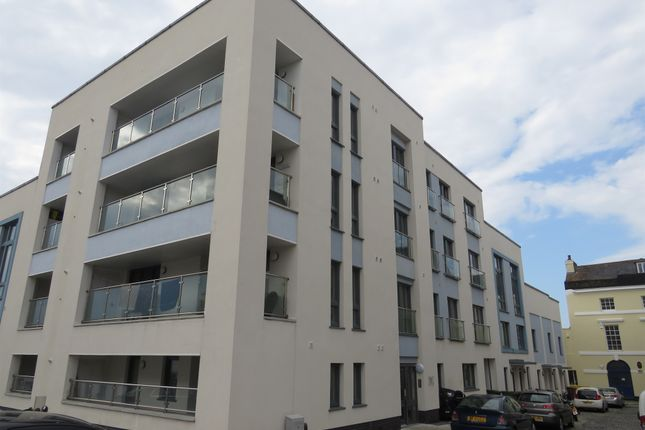 Thumbnail Flat for sale in Ker Street, Plymouth