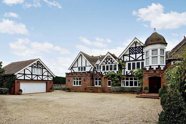 Thumbnail Semi-detached house for sale in Alington Road, Evening Hill, Poole, Dorset