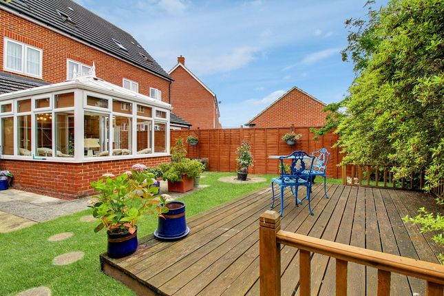 Garden At Back of Foskett Way, Aylesbury HP21
