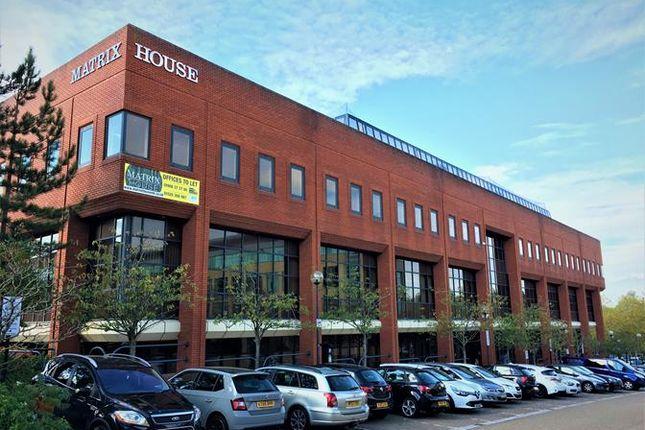 Thumbnail Office to let in Matrix House, 2 North Fourth Street, Milton Keynes, Milton Keynes