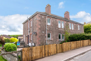 Thumbnail Flat for sale in Townhead, Inverburvie, Angus, Angus