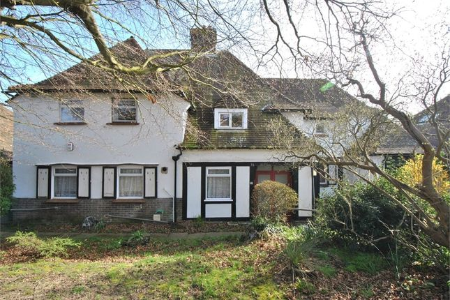 Thumbnail Detached house for sale in Glassenbury Drive, Bexhill-On-Sea, East Sussex