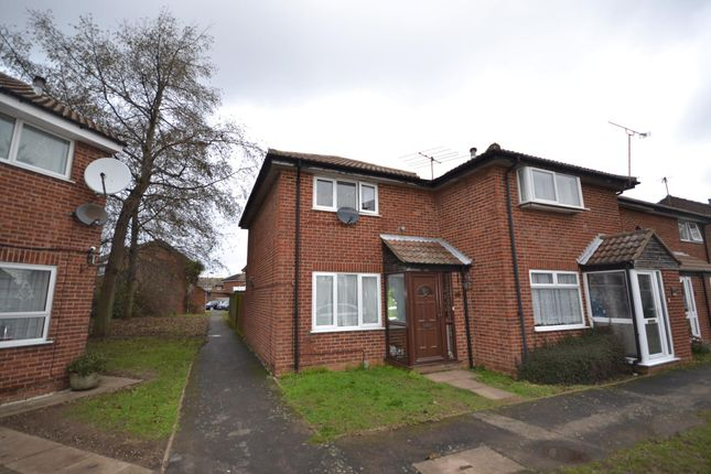 2 bed end terrace house to rent in Melford Way, Felixstowe IP11