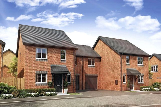 Thumbnail Detached house for sale in Malvhina Court, Brookfarm Drive, Malvern