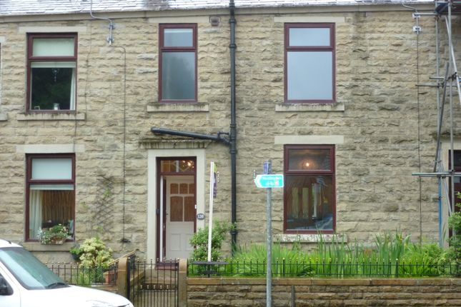 Thumbnail Terraced house to rent in Hud Hey Road, Haslingden, Rossendale