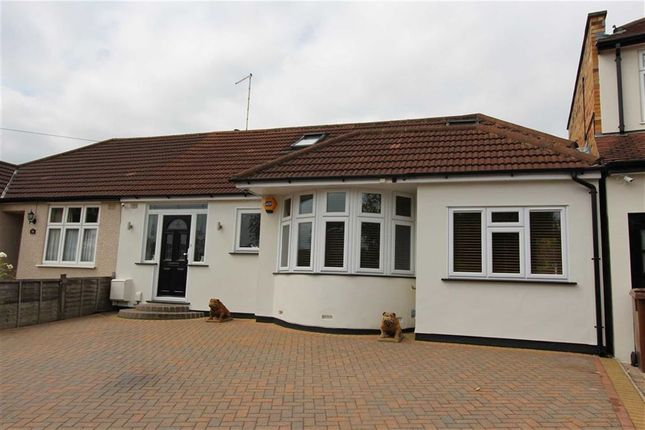 Thumbnail Semi-detached bungalow for sale in Courtland Avenue, North Chingford, London