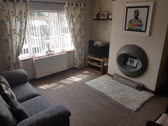 Lounge of Roose Road, Barrow In Furness LA13