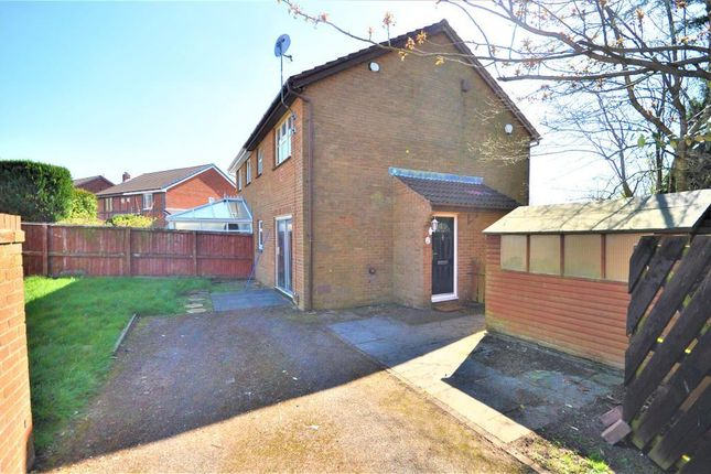 Thumbnail Semi-detached house to rent in Millerfield, Lea, Preston, Lancashire