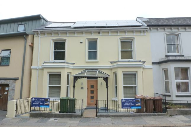 Thumbnail Terraced house for sale in Houndiscombe Road, Plymouth, Devon