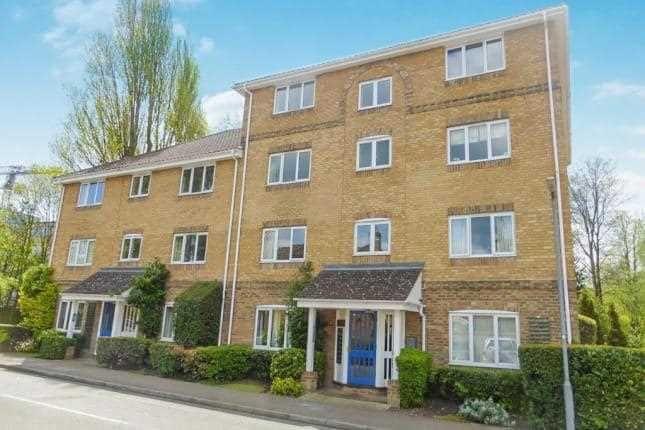Thumbnail Flat to rent in Kingfisher Drive, Hemel Hempstead