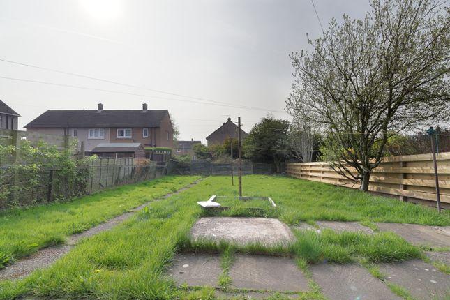 Rear Garden of Latimer Road, Annan DG12