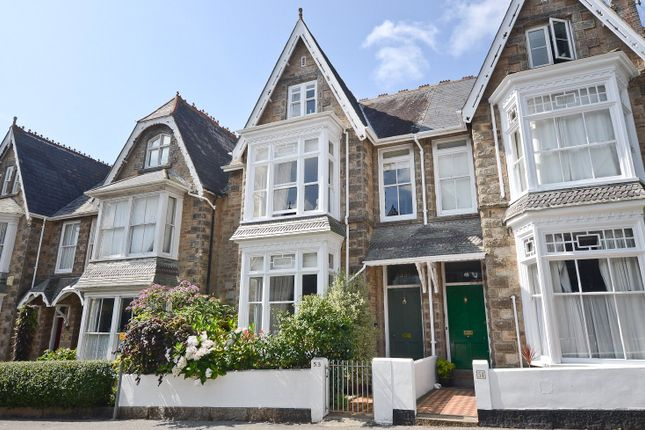 Thumbnail Terraced house for sale in Chy Gwella, 53 Morrab Road, Penzance