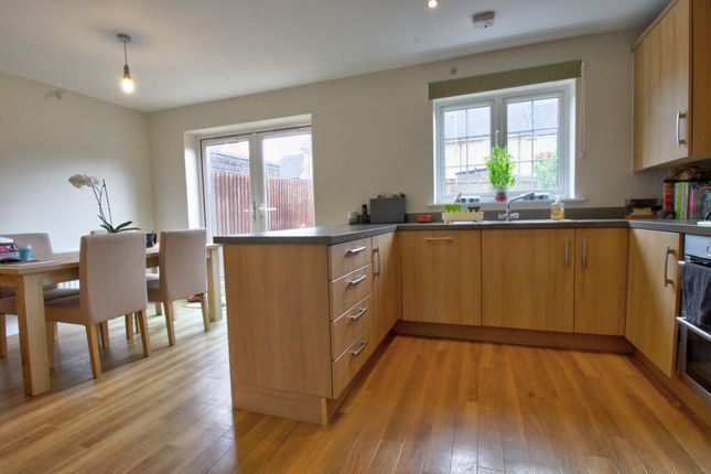 Thumbnail Link-detached house for sale in Kittiwake Court, Stowmarket